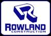 Rowland Construction Company Logo
