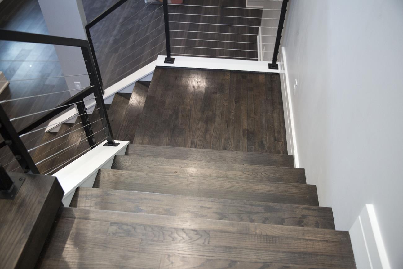 Basement Steps -2