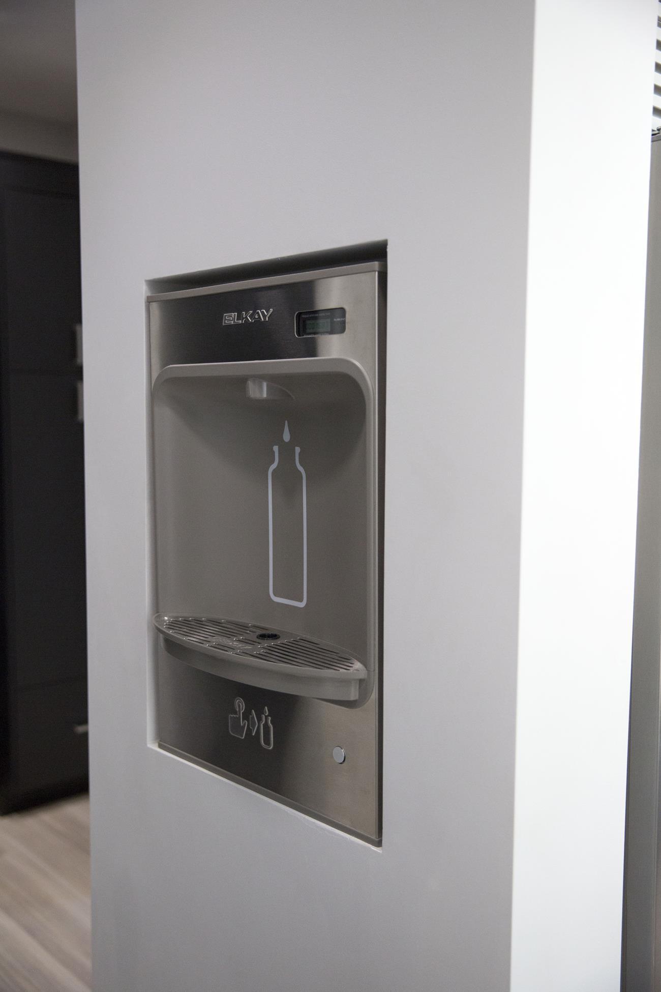 Build In Water Cooler -2